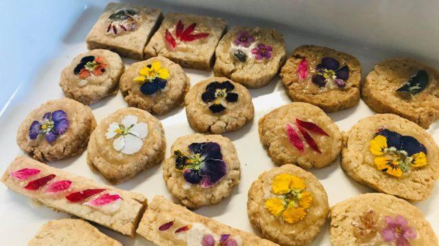 お花クッキー2